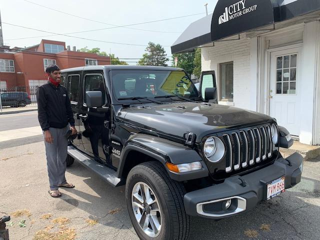 It's Now Easier than Ever to Sell Your Jeep in Boston, MA.